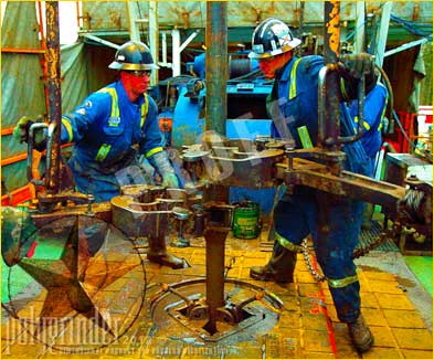 Excursions | Fusion Oilrig Workers
