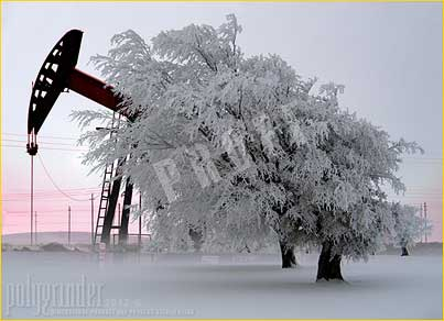 Excursions | Seasonal Snow Pumpjack