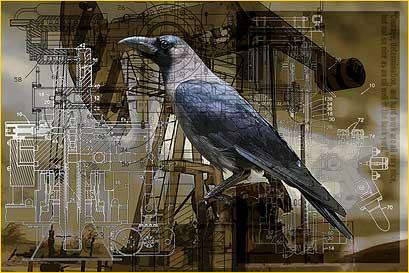 Excursions | Strokes Oil Crow