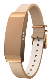 Fossil Group | Q Wearables | Q Dreamer Rose Gold Leather