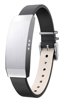 Fossil Group | Q Wearables | Q Dreamer Stainless Steel Leather