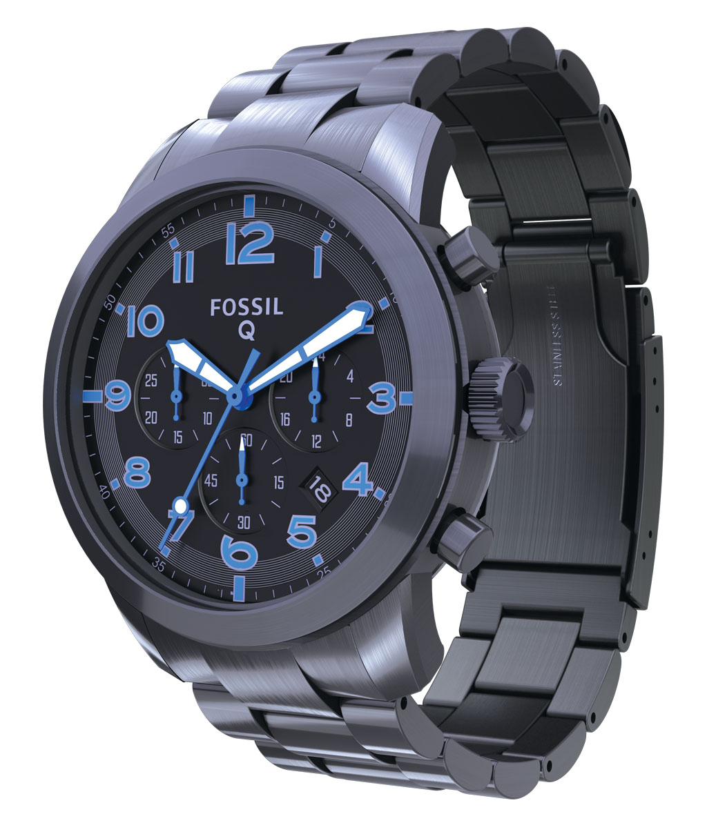 Polygrinder Fossil Group Inc Fossil Q Wearables