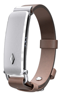 Fossil Group | Q Wearables | Q Reveler Stainless Steel Leather