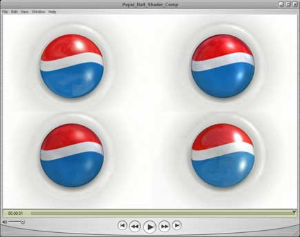 Tribal DDB | Pepsico | Trackball Animation
