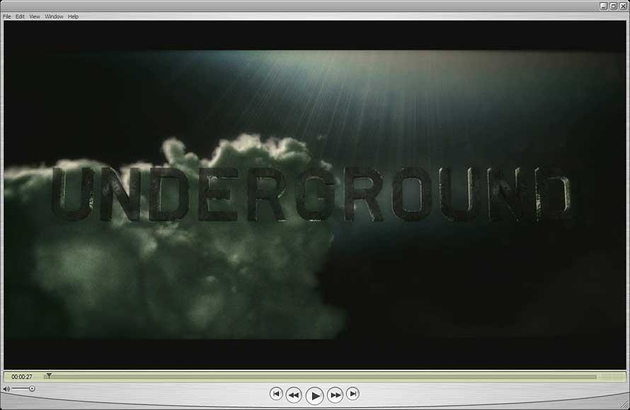 Cinsay | Underground | Toy Fair Expo Marketing Trailer