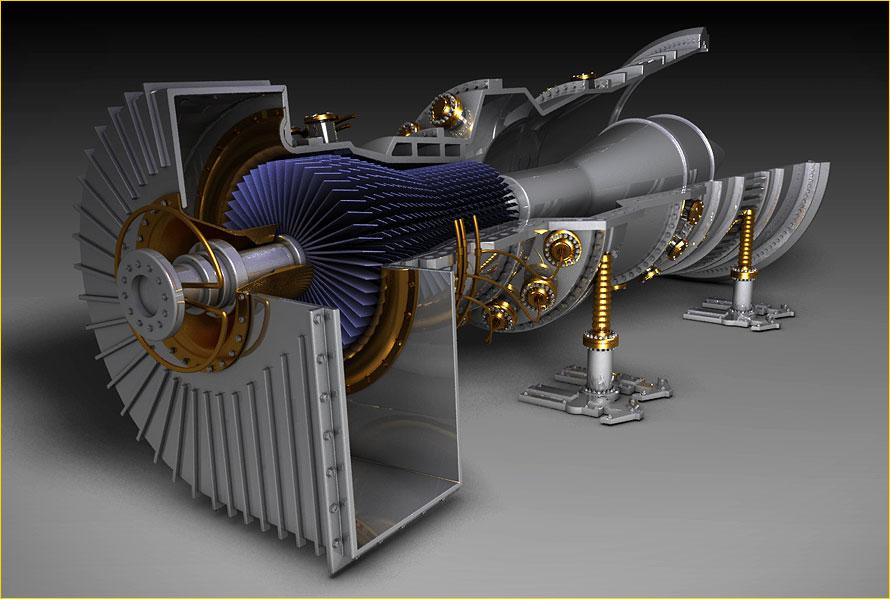Taylorville Energy Center | Clean Coal | Power Turbine